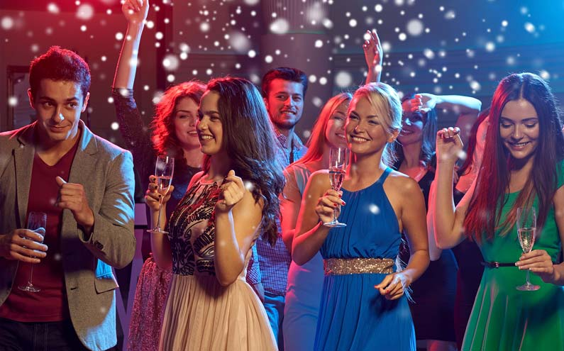 How To DJ a Spectacular New Year's Eve Party