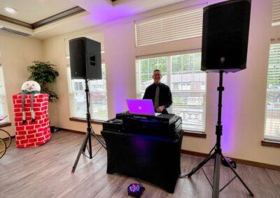 Camellia Garden's Senior Prom with DJ Dave